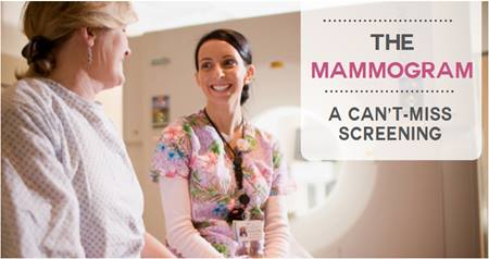 The Mammogram: A Can't-Miss Screening