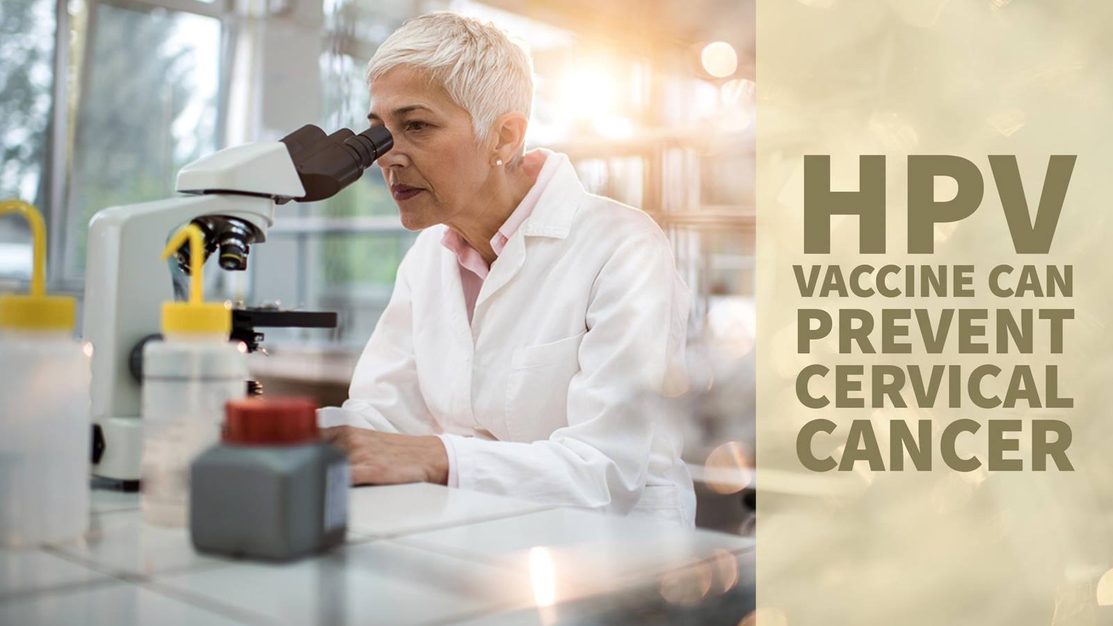 Hpv Vaccine Can Prevent Cervical Cancer