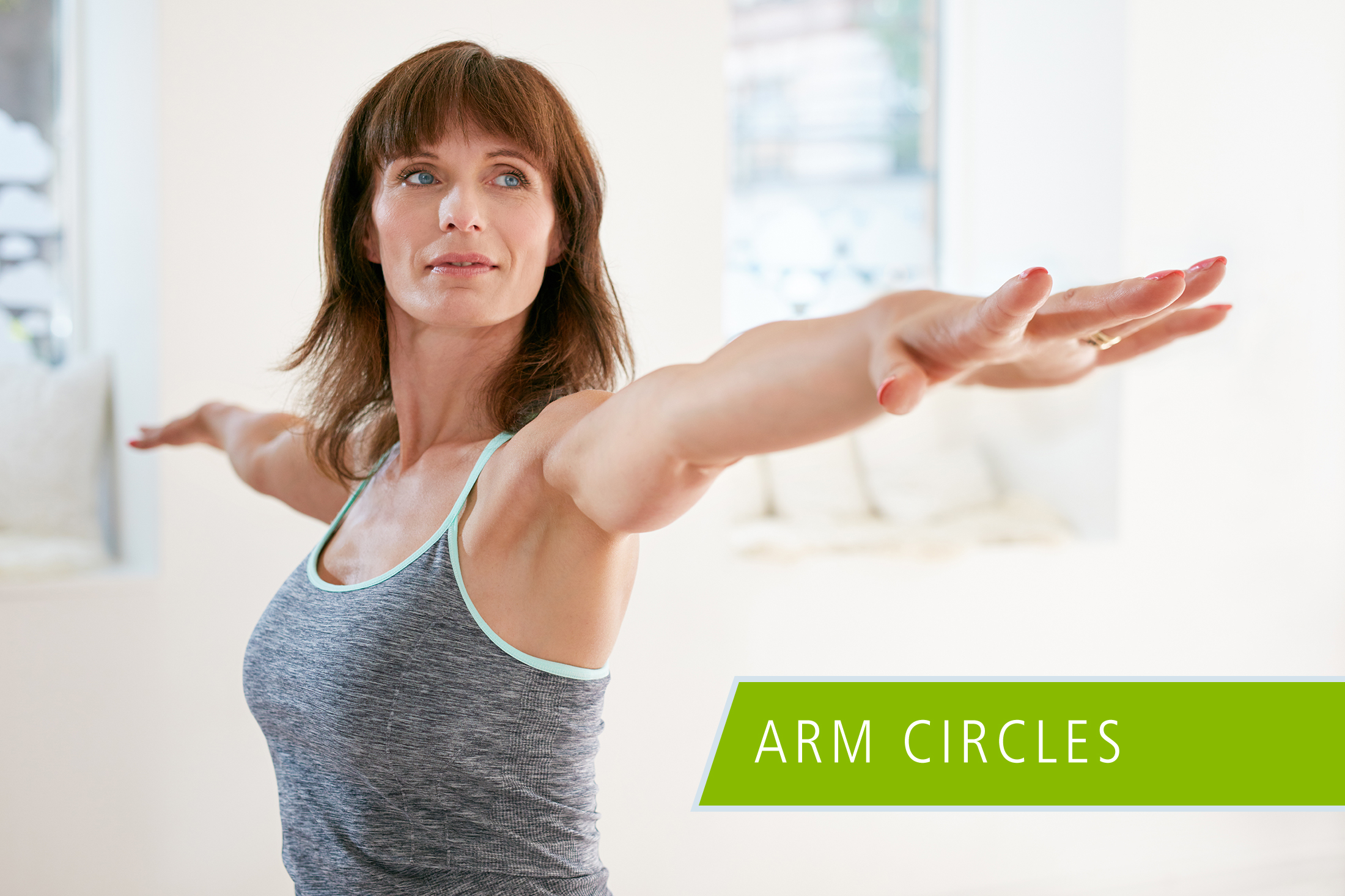 Arm Circles Exercises