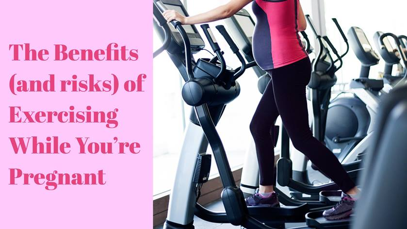 Benefits of exercising while you