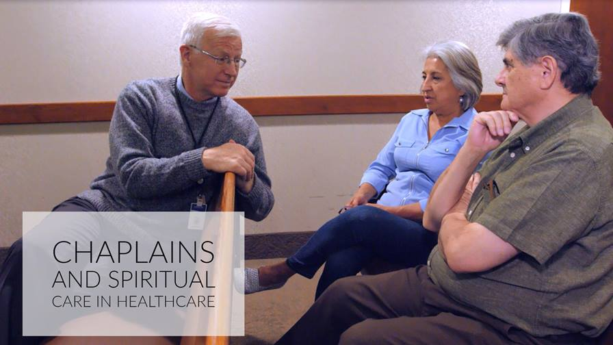 Chaplains and the Role of Spiritual Care in Healthcare