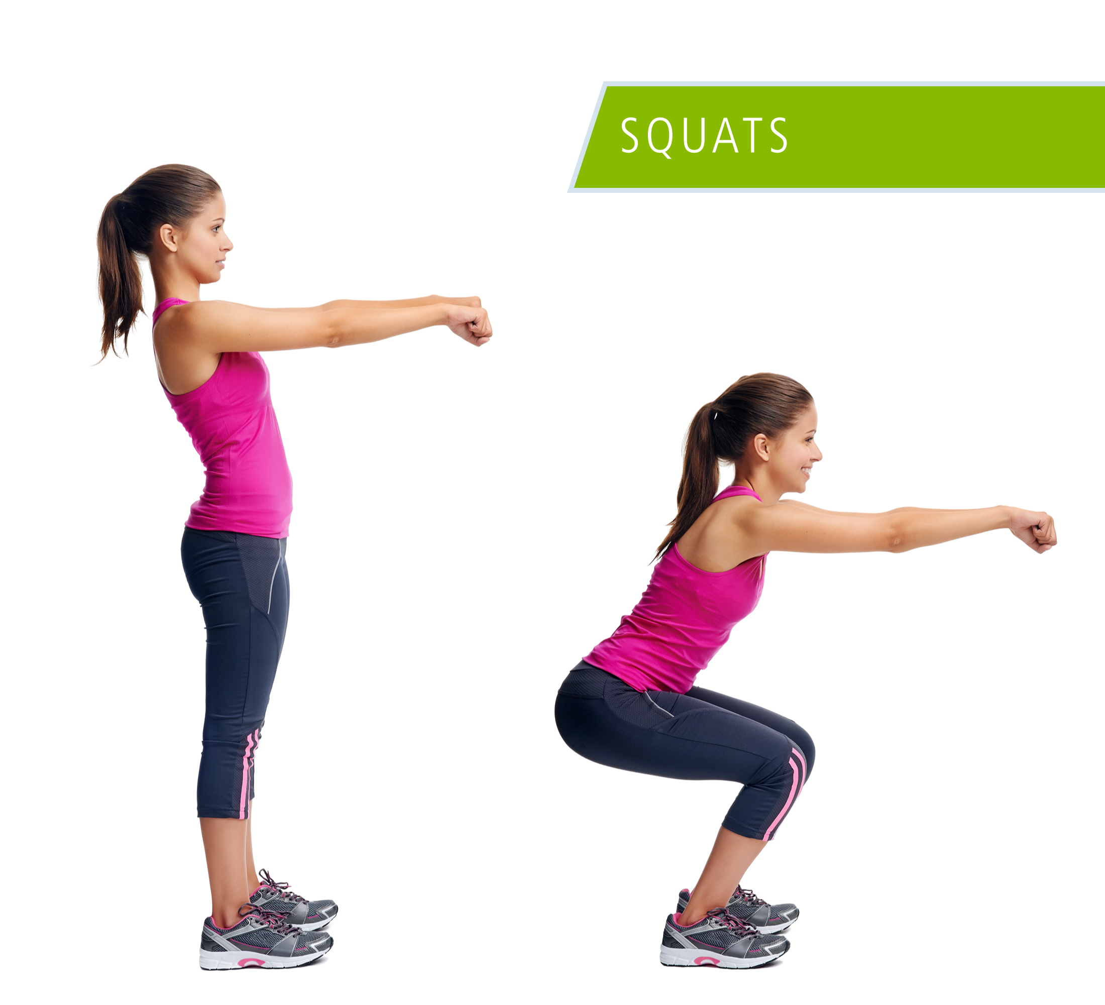 Squats Exercises