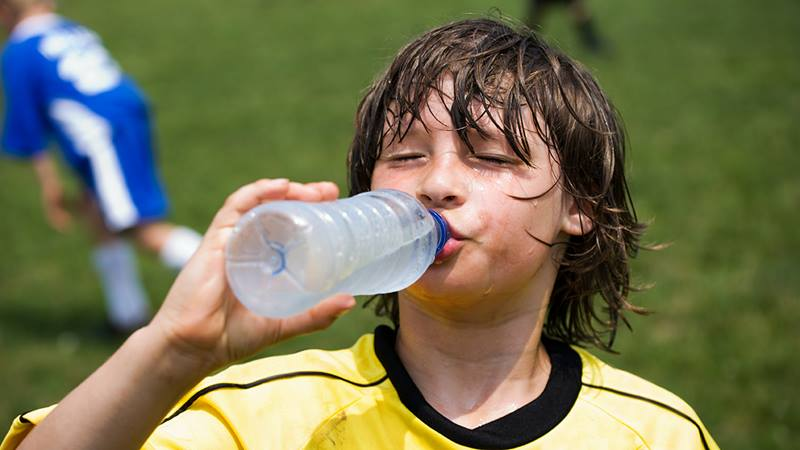 What parents need to know about preventing heat-related illnesses