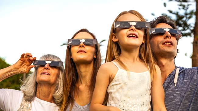 How to Keep your Eyes Safe During a Solar Eclipse