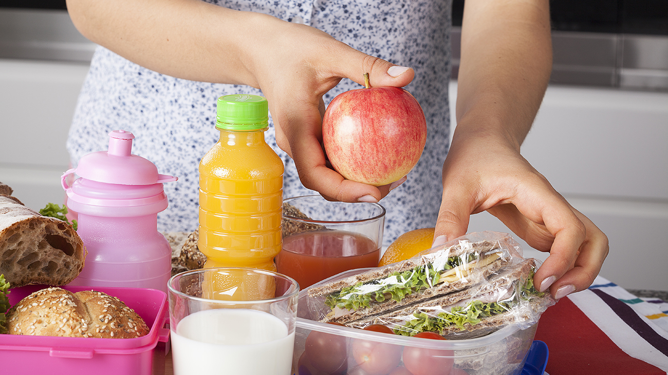 How a dietitian got a passing grade in packing healthy school lunches
