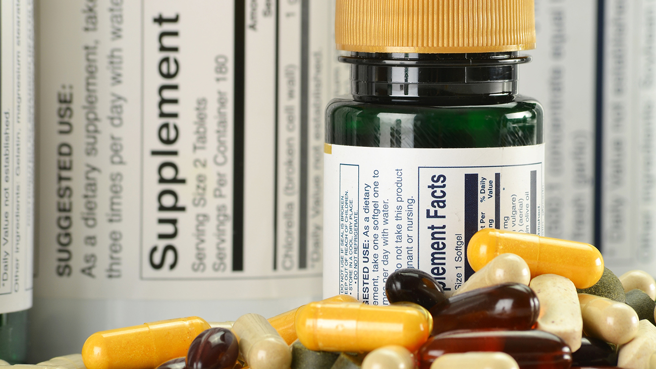 Supplements-Help or Hindrance