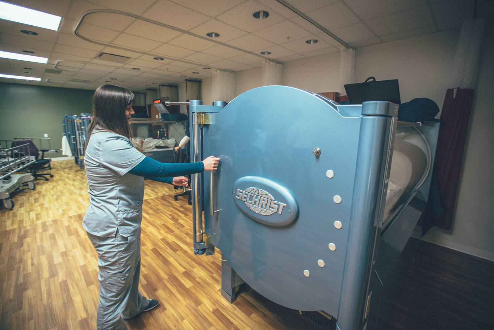 Sudden Hearing Loss Restored By Hyperbaric Oxygen Therapy