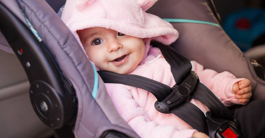 Can My Child Wear A Coat In Their Car Seat