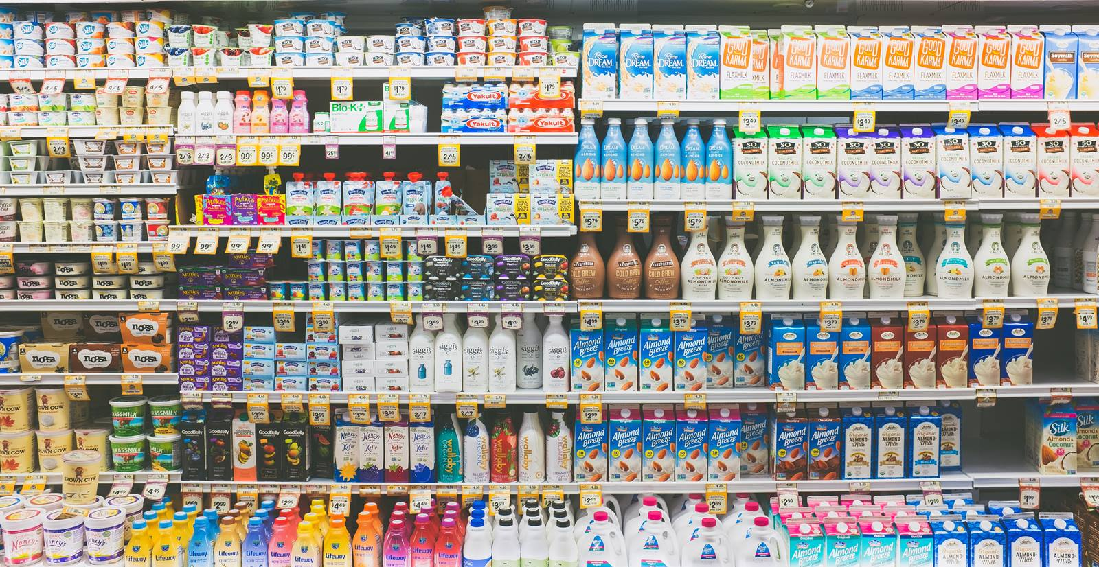 How To Pick The Healthiest Foods At The Grocery Store