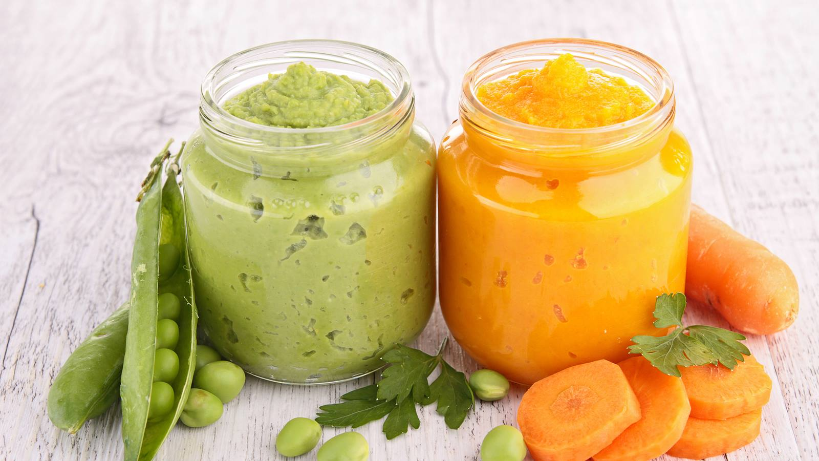 Is Organic Baby Food Healthier for Babies?
