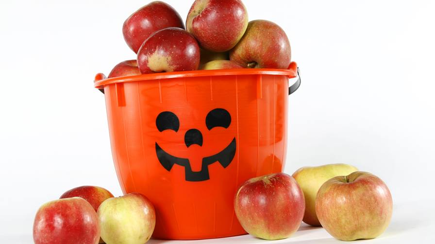 Healthy Options for Halloween Party and Trick-Or-Treating Treats