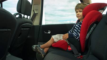 When Is My Child Ready to Move Into a Booster Seat?