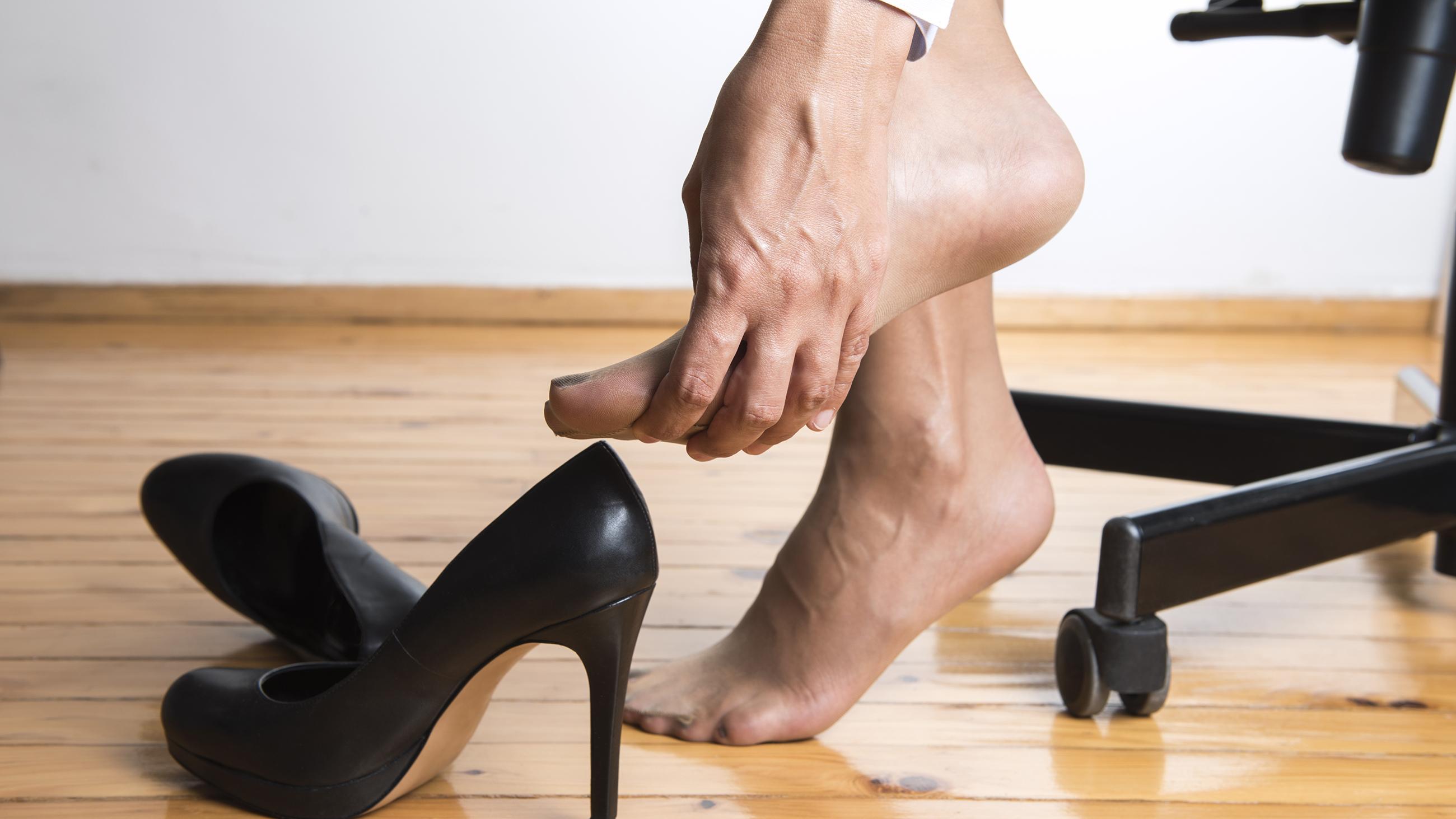Do High Heels Cause Bunions?