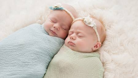 Learning and practicing the art of swaddling your baby will help you get more sleep