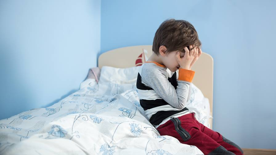 When should I be concerned about my childs bedwetting