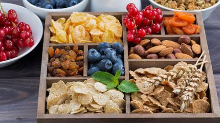 5 Snacks to Help Battle High Cholesterol