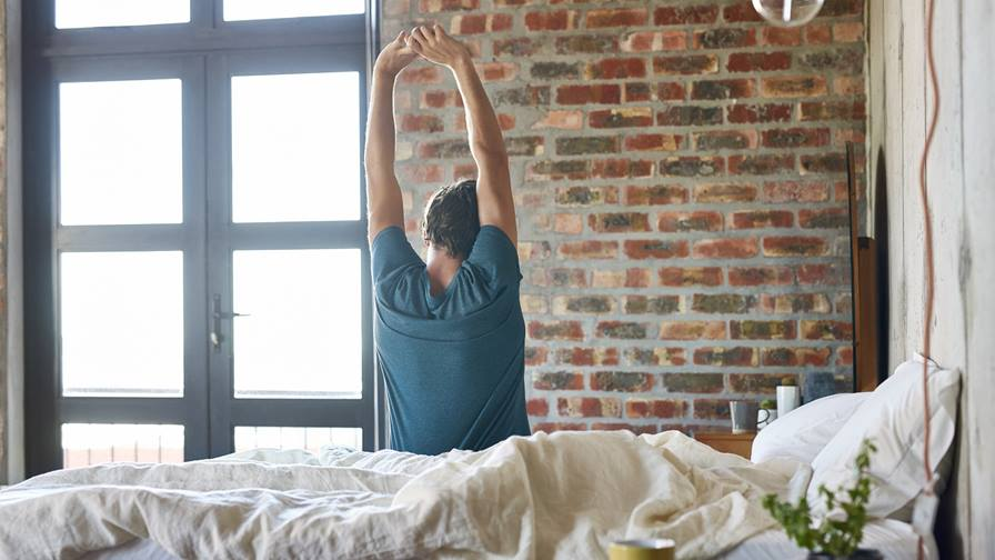 A Bedtime Stretching Routine to Help You Sleep Better