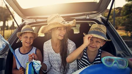 Road Trip Games to Play in the Car With Your Kids