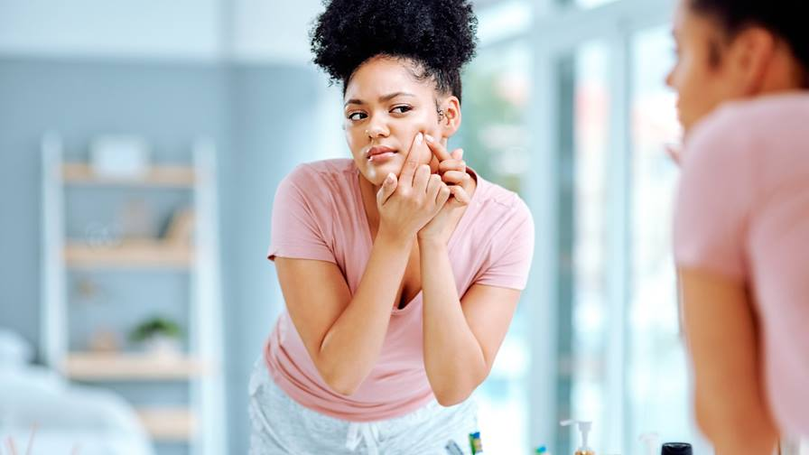 Should You Pop That Pimple?