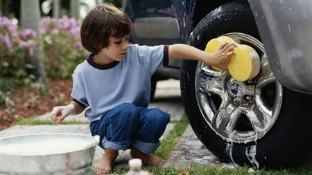 Summer chores for kids