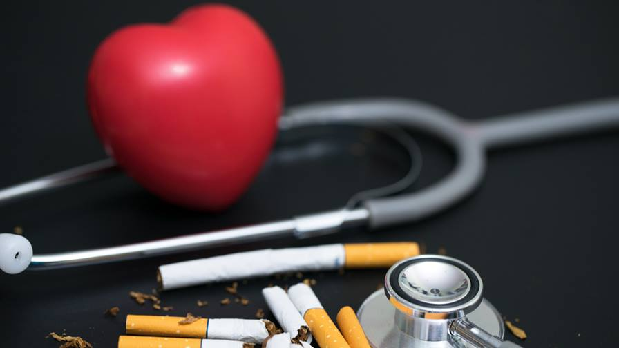 How nicotine affects your heart