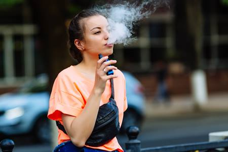 teen talk dangers of vaping