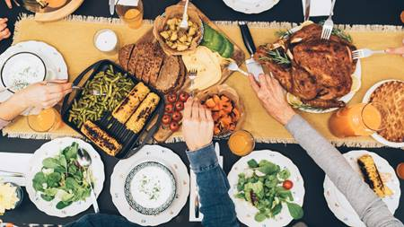 How to have a healthier Thanksgiving