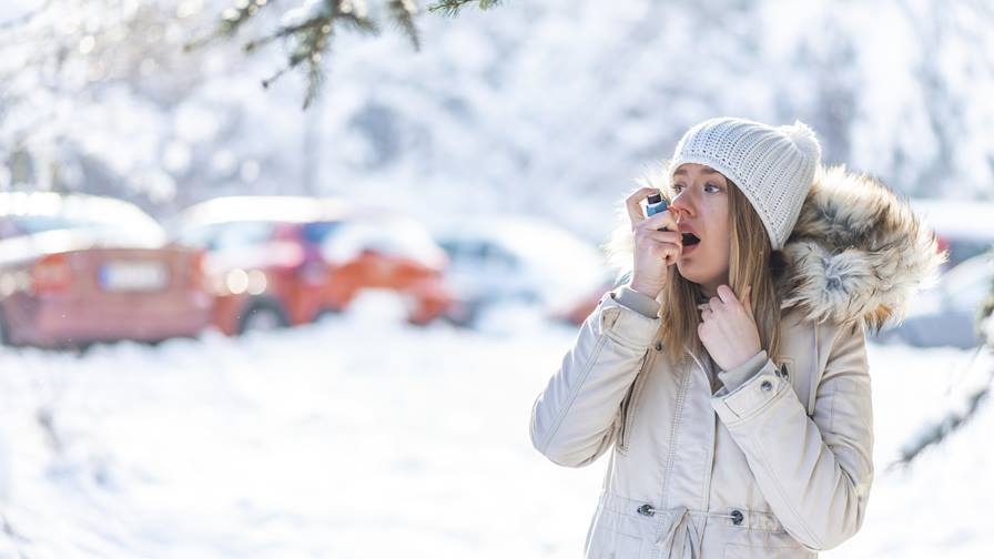 Coping with winter asthma
