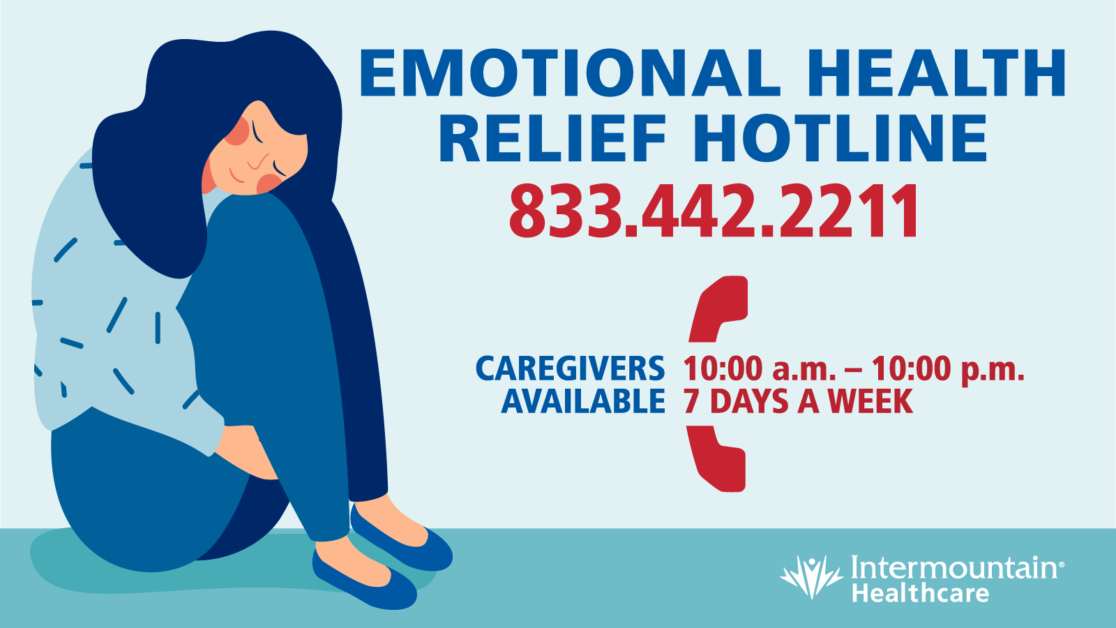 Free Emotional Health Relief Hotline
