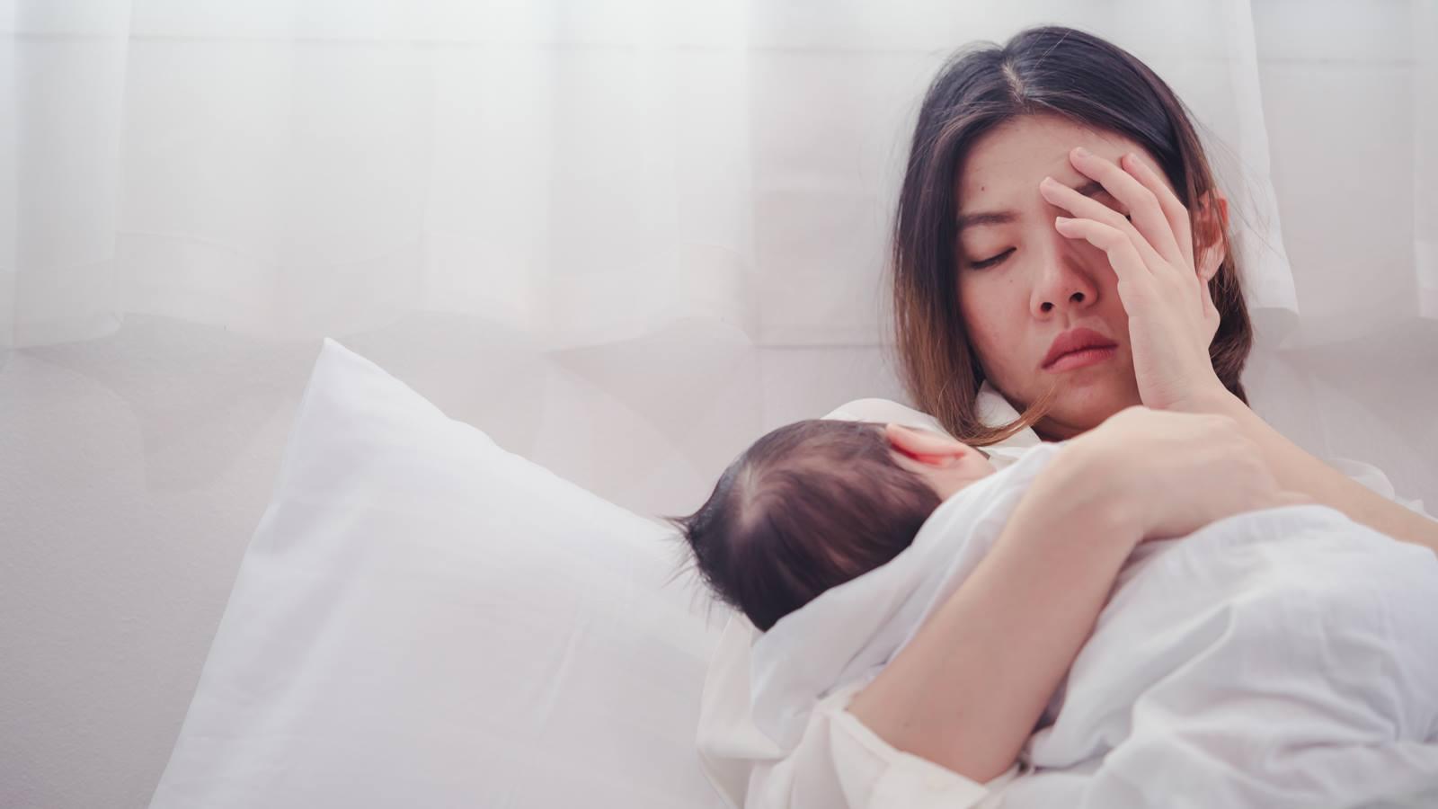 Postpartum depression amid the COVID-19 pandemic