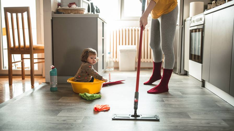 Why you need to fall clean your home