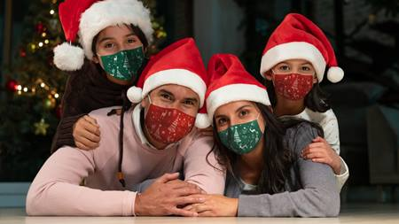 comfort and joy during coronavirus pandemic and the holidays