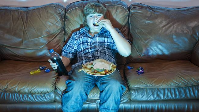 Battling Childhood Obesity: Can I have a snack?