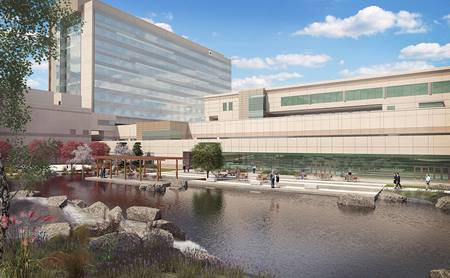 Utah Valley Hospital Hospital Replacement Project