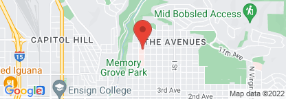 Map to Avenues Psychiatry and Counseling Services