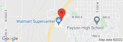 Map to Payson InstaCare