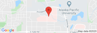 Map to Alaska Heart Institute