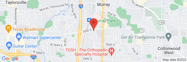 Map to Murray Vascular and Vein Clinic