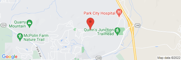 Map to Park City Hospital Emergency Department