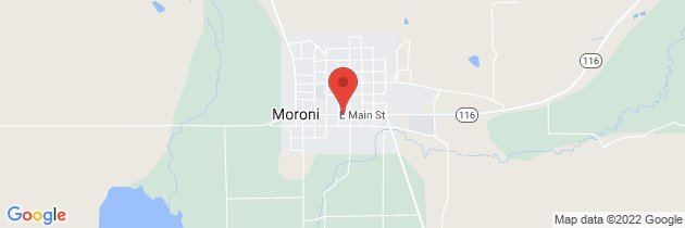 Map to Moroni Clinic