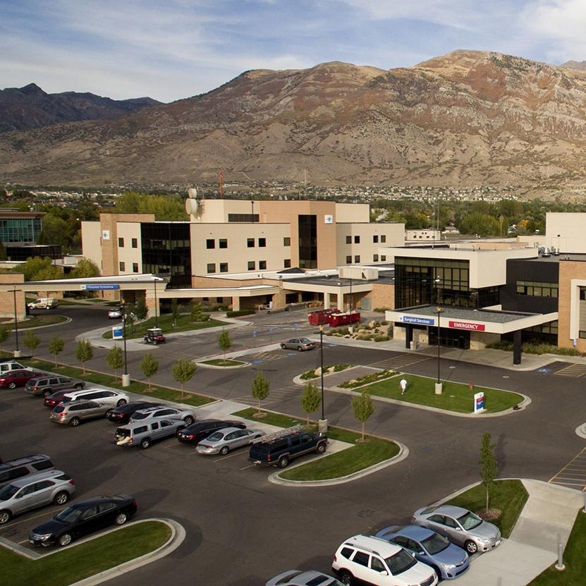 American Fork Hospital Lab Intermountain Healthcare