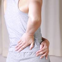 Back hip pain