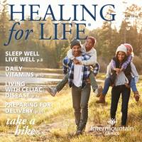 Weber Winter Healing for Life Cover