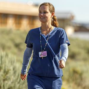 nurse-walking-outside