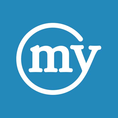 This is the logo for MyHealth