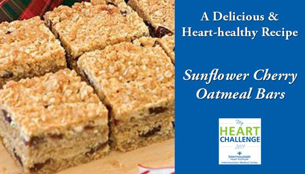 Sunflower Cherry Bars WEB
