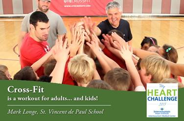 Cross fit kids school WEB