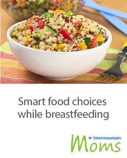 breastfeeding nutrition