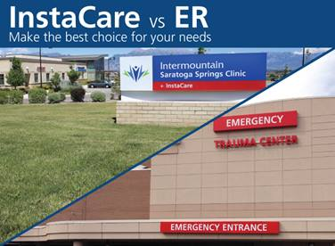 InstaCare vs ER - make the best choice for you