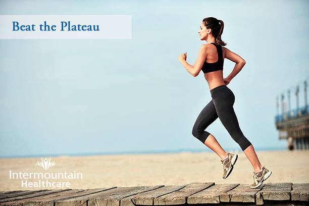 Beat the plateau